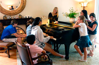 Best Piano Lessons New Tampa